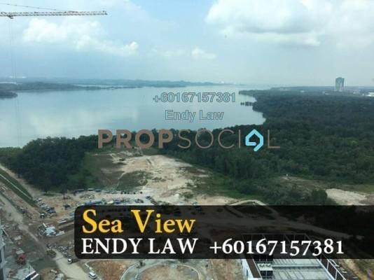 Condominium For Sale in Teega, Puteri Harbour Freehold Unfurnished 4R/3B 1.35m