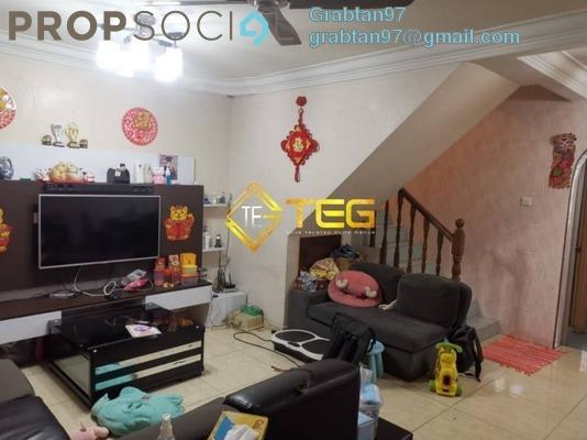 Terrace For Sale in Taman Teluk Gedung Indah, Port Klang Freehold Semi Furnished 4R/3B 520k