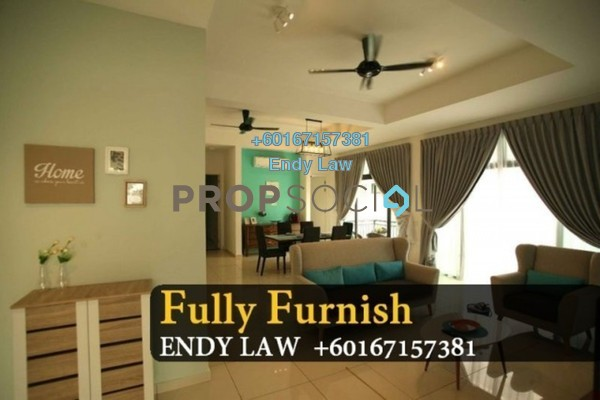 Serviced Residence For Sale in Eco Botanic, Skudai Freehold Fully Furnished 5R/6B 1.15m