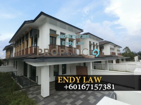 Semi-Detached For Sale in Eco Botanic, Skudai Freehold Unfurnished 5R/5B 1.14m