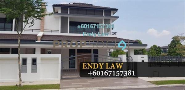 Semi-Detached For Sale in Eco Botanic, Skudai Freehold Fully Furnished 5R/5B 2.1m