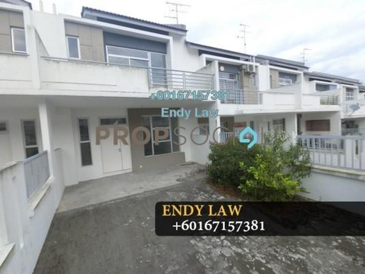 Terrace For Sale in Setia Eco Cascadia, Tebrau Freehold Unfurnished 4R/3B 535k