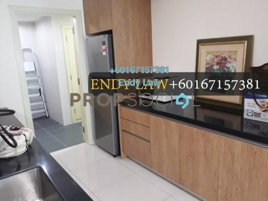 Condominium For Sale in Impiana Residences, Iskandar Puteri (Nusajaya) Freehold Fully Furnished 2R/2B 590k