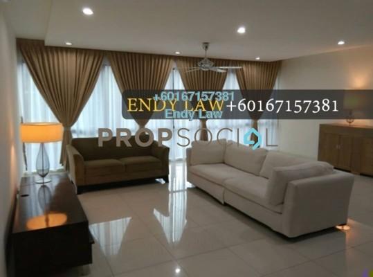 Condominium For Sale in Impiana Residences, Iskandar Puteri (Nusajaya) Freehold Fully Furnished 4R/4B 1.1m