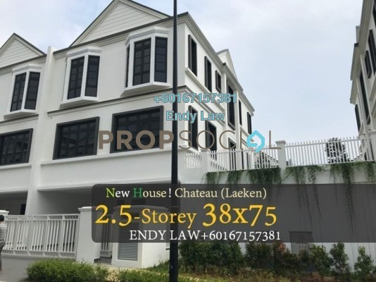 Terrace For Sale in Eco Botanic, Skudai Freehold Unfurnished 4R/4B 1.65m