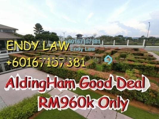 Semi-Detached For Sale in Taman Perling, Iskandar Puteri (Nusajaya) Freehold Unfurnished 4R/6B 960k