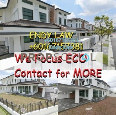 Semi-Detached For Sale in EcoSky, Kuala Lumpur Freehold Unfurnished 5R/5B 870k