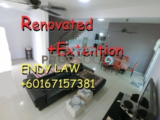 Semi-Detached For Sale in Taman Perling, Iskandar Puteri (Nusajaya) Freehold Fully Furnished 4R/4B 1m