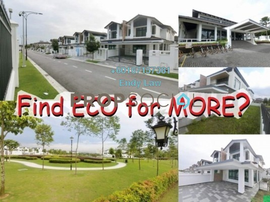 Semi-Detached For Sale in Arena Green, Bukit Jalil Freehold Unfurnished 5R/5B 880k