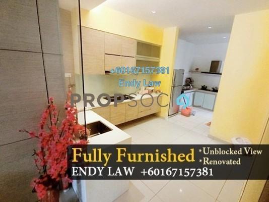 Serviced Residence For Sale in Nusa Duta, Iskandar Puteri (Nusajaya) Freehold Fully Furnished 5R/4B 868k