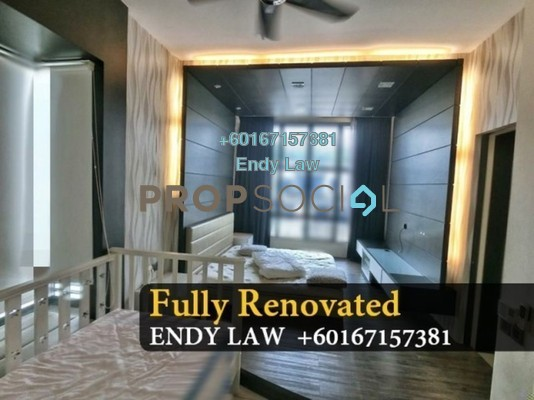 Serviced Residence For Sale in Setia Indah, Tebrau Freehold Semi Furnished 5R/4B 820k