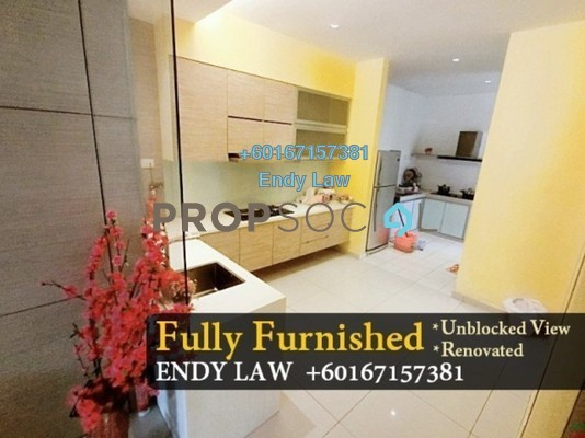Serviced Residence For Sale in Nusa Duta, Iskandar Puteri (Nusajaya) Freehold Fully Furnished 5R/4B 949k