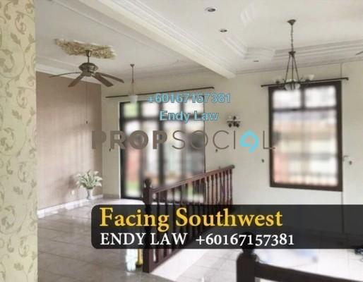 Semi-Detached For Sale in Sutera Bukit Tunku, Kenny Hills Freehold Semi Furnished 5R/4B 928k