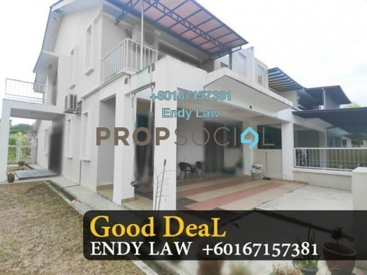 Terrace For Sale in Nusa Idaman, Iskandar Puteri (Nusajaya) Freehold Semi Furnished 5R/5B 820k
