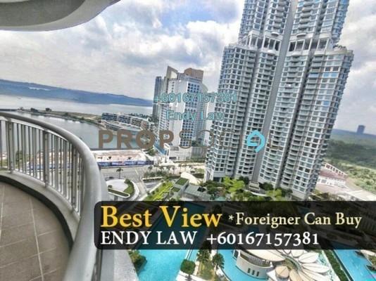 Condominium For Sale in Teega, Puteri Harbour Freehold Unfurnished 4R/3B 988k