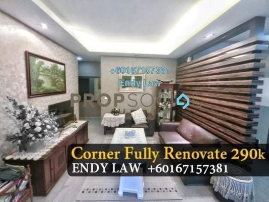 Terrace For Sale in Nusa Idaman, Iskandar Puteri (Nusajaya) Freehold Fully Furnished 4R/3B 850k