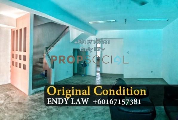 Semi-Detached For Sale in Taman Nusa Indah, Iskandar Puteri (Nusajaya) Freehold Unfurnished 5R/4B 499k