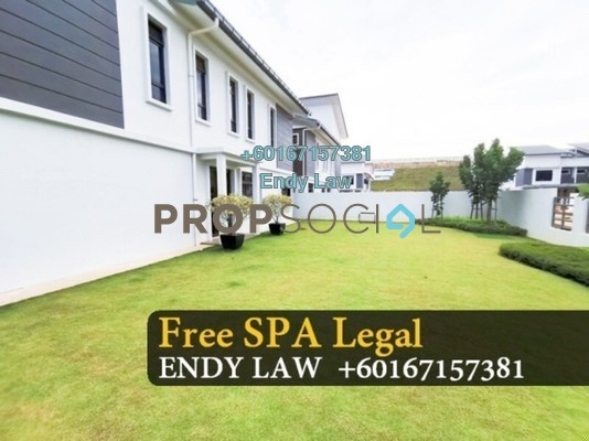 Serviced Residence For Sale in Eco Spring, Tebrau Freehold Unfurnished 5R/4B 967k