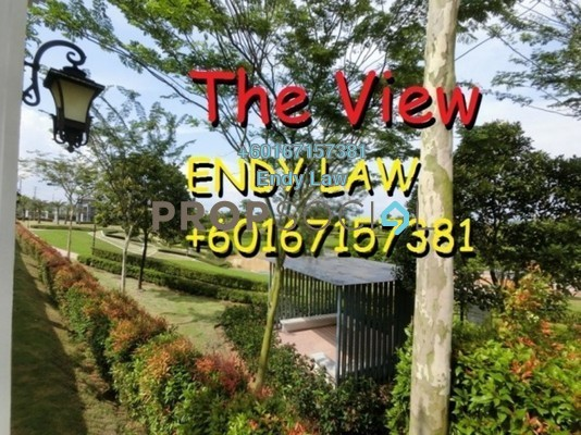 Terrace For Sale in Goodfields Residence, Bukit Minyak Freehold Unfurnished 5R/6B 1.33m