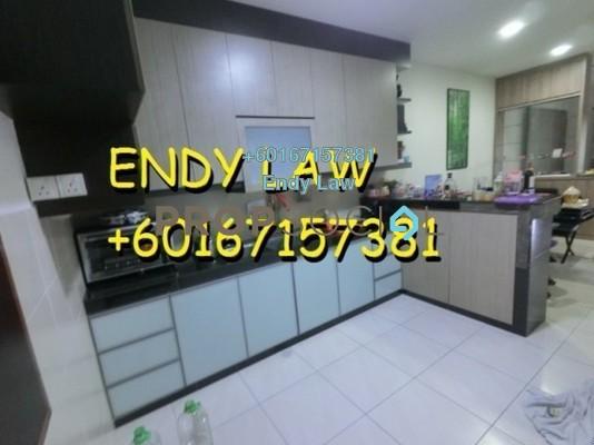 Terrace For Sale in Nusa Sentral, Iskandar Puteri (Nusajaya) Freehold Semi Furnished 4R/3B 658k