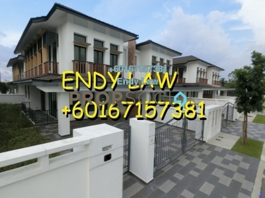 Semi-Detached For Sale in Northpoint, Mid Valley City Freehold Unfurnished 5R/6B 1.19m