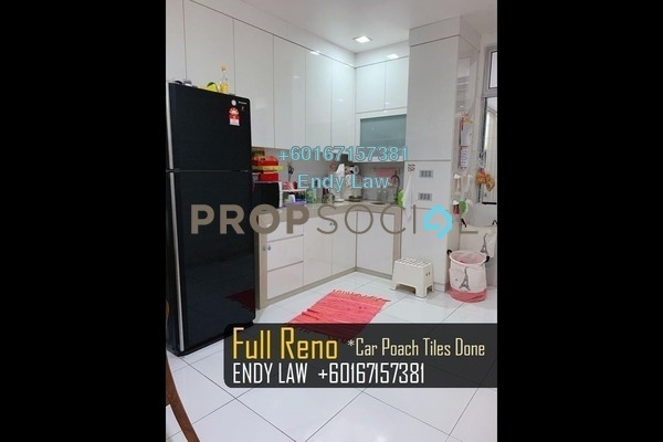 Terrace For Sale in Luciana, Setia Eco Gardens Freehold Fully Furnished 5R/3B 570k