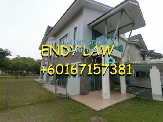 Semi-Detached For Sale in BigWheel Industrial Park, Kota Kinabalu Freehold Semi Furnished 5R/5B 2.1m