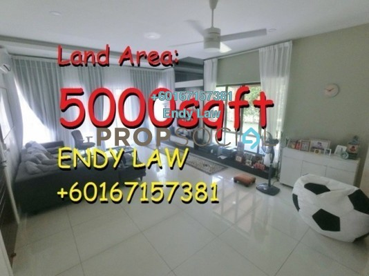 Semi-Detached For Sale in Lenga, Johor Freehold Semi Furnished 5R/5B 2m