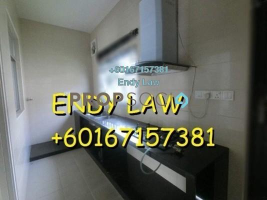 Terrace For Sale in Taman Austin Perdana, Johor Bahru Freehold Semi Furnished 4R/3B 590k