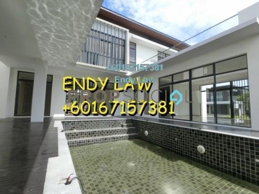 Bungalow For Sale in East Ledang, Iskandar Puteri (Nusajaya) Freehold Unfurnished 6R/5B 3.34m