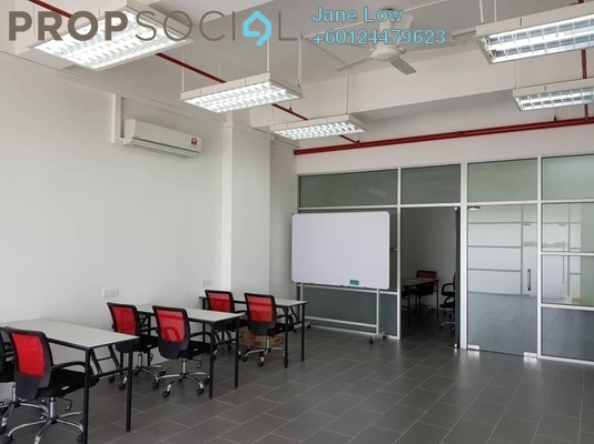 Office For Sale in Elit Avenue, Bayan Baru Freehold Semi Furnished 1R/1B 660k