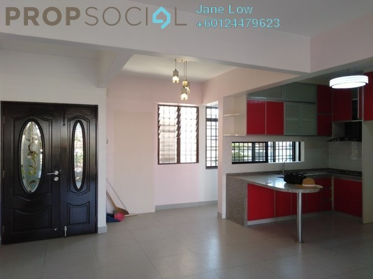 Condominium For Sale in Edgecumbe House, Pulau Tikus Freehold Unfurnished 3R/2B 638k