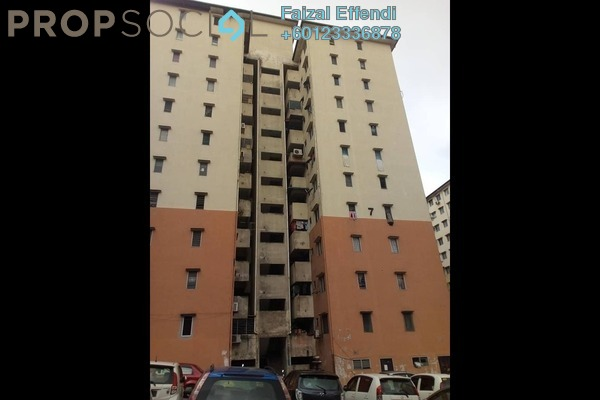 Apartment For Sale in Desa Aman Puri, Kepong Freehold Unfurnished 3R/2B 160k