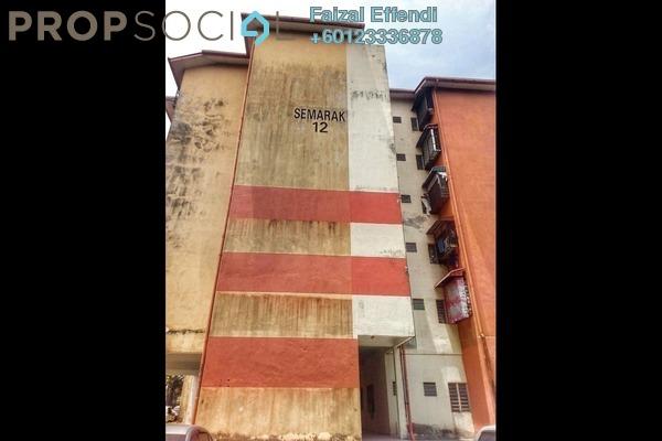 Apartment For Sale in Gugusan Semarak, Kota Damansara Freehold Unfurnished 3R/2B 180k