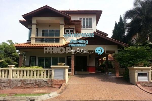 Bungalow For Sale in D'Villa Botany, Kota Damansara Freehold Semi Furnished 5R/5B 3.55m