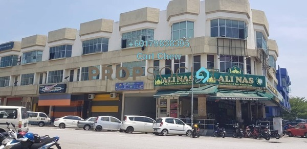 Shop For Sale in Rawang Integrated Industrial Park, Rawang Freehold Semi Furnished 0R/6B 1.35m
