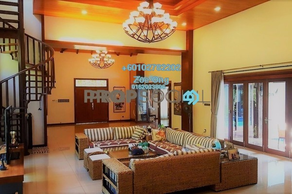 Bungalow For Sale in Meru Valley EcoVillage, Ipoh Leasehold Semi Furnished 6R/5B 6.5m