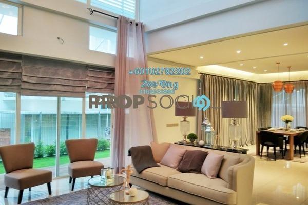 Bungalow For Sale in Seri Pilmoor, Ara Damansara Freehold Fully Furnished 5R/6B 5.98m