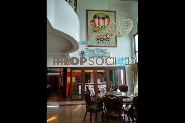 Duplex For Sale in 1 Bukit Utama, Bandar Utama Freehold Semi Furnished 3R/4B 4m