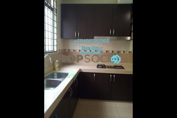 Terrace For Rent in BU6, Bandar Utama Freehold Semi Furnished 5R/4B 2.8k