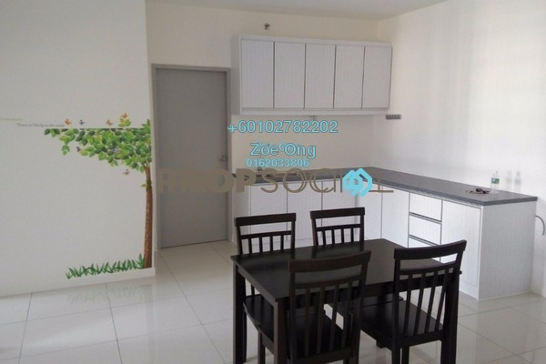 SoHo/Studio For Rent in Paragon, Cyberjaya Freehold Fully Furnished 1R/1B 1.5k