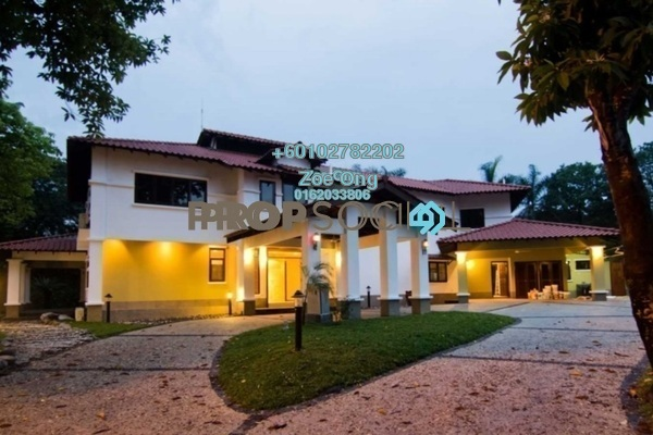 Bungalow For Sale in Sierramas, Sungai Buloh Freehold Semi Furnished 5R/6B 6.5m