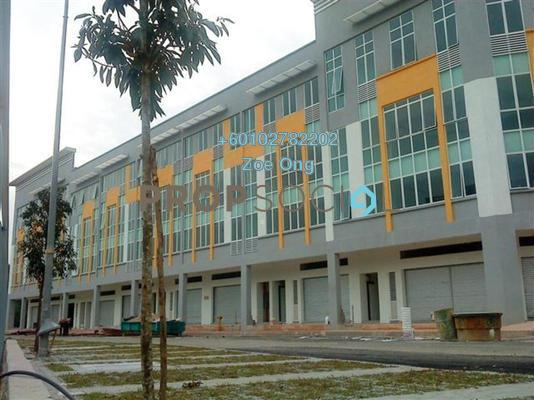 Shop For Sale in Signature Park, Kota Damansara Leasehold Semi Furnished 1R/3B 2.5m