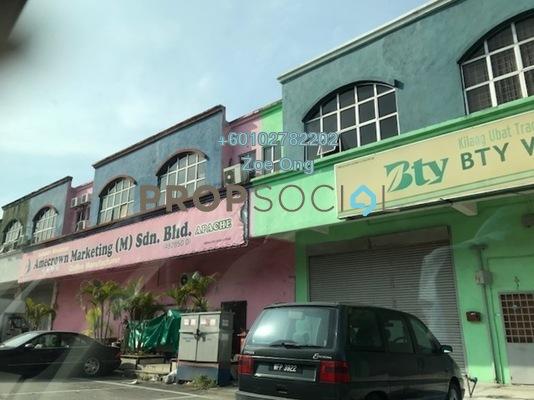 Factory For Sale in Sunsuria Technology Centre, Kota Damansara Freehold Semi Furnished 2R/1B 1.8m