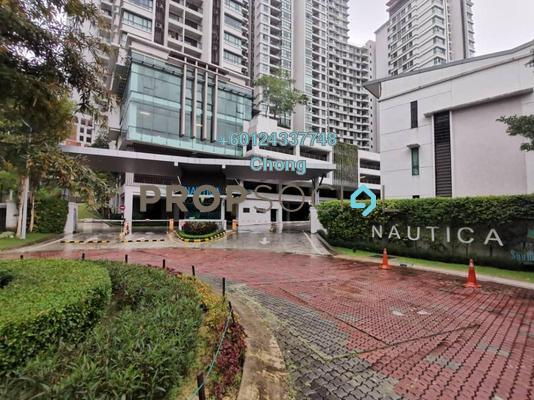 Condominium For Sale in Nautica Lake Suites @ Sunway South Quay, Bandar Sunway Freehold Unfurnished 4R/5B 1.34m