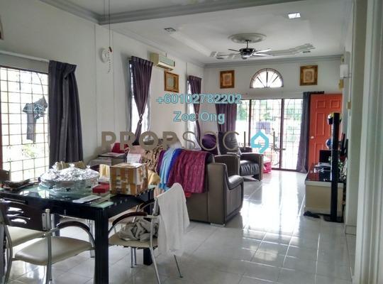 Terrace For Sale in Section 4, Kota Damansara Freehold Semi Furnished 3R/2B 920k
