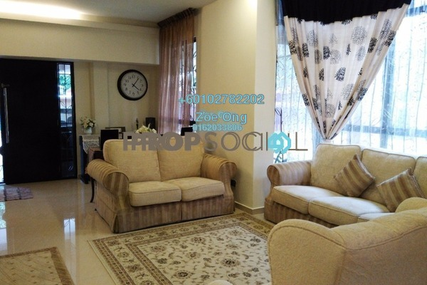 Terrace For Sale in Section 5, Kota Damansara Freehold Semi Furnished 4R/4B 1.75m