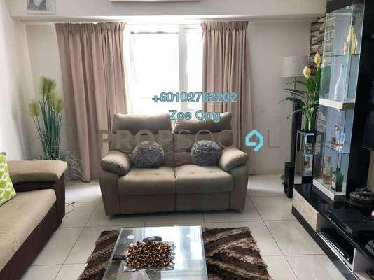Condominium For Rent in Solstice @ Pan'gaea, Cyberjaya Freehold Semi Furnished 1R/1B 1.55k