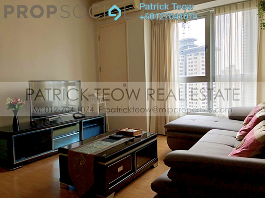 Condominium For Sale in i-Zen Kiara I, Mont Kiara Freehold Fully Furnished 2R/2B 705k