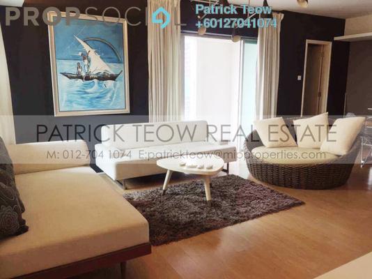 Condominium For Sale in i-Zen Kiara I, Mont Kiara Freehold Fully Furnished 3R/2B 860k